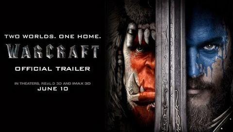 Warcraft filminin ilk fragmanı