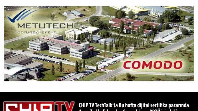 Comodo AR-GE Merkezini CHIP Online kameraları için açtı...