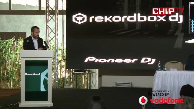 Pioneer rekordbox DJ ile canlı canlı..