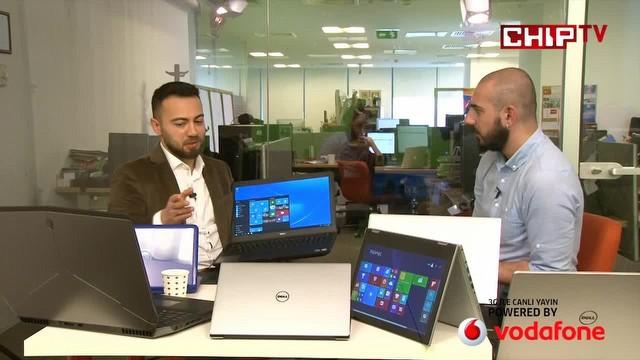 Dell, yeni ürünleriyle CHIPTV ekranlarındaydı