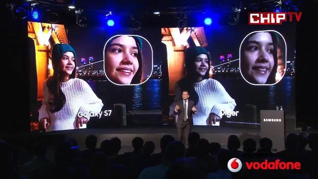 Samsung Galaxy S7'leri canlı yayında aktardık