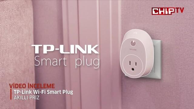 TP-Link Wi-Fi Smart Plug Video İnceleme