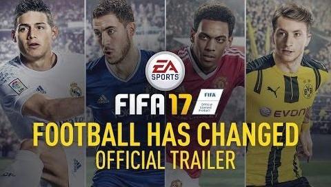 FIFA 17'den yeni video!