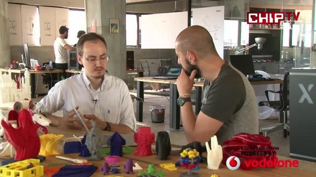 Son zamanların popüler konusu 3D yazıcılar