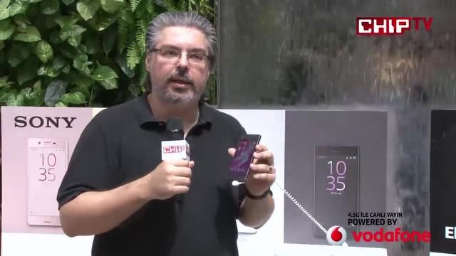 Sony'nin yeni amiral gemisi Xperia X canlı yayında tanıtılıyor