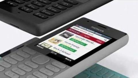 Microsoft'tan yeni Nokia 216!