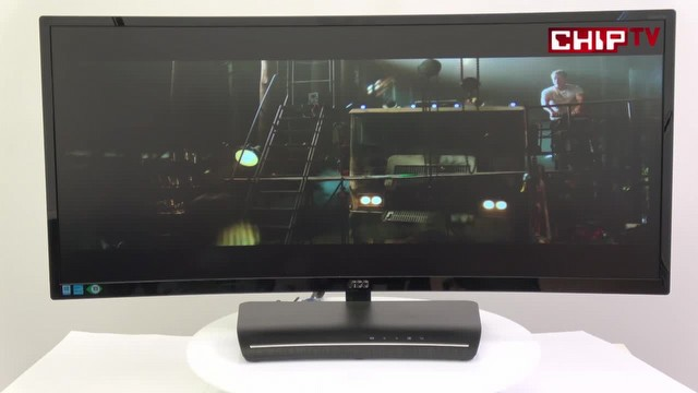 AOC C3583FQ Video İnceleme