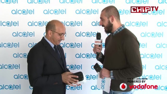 Alcatel, yeni telefonlarını tanıttı!