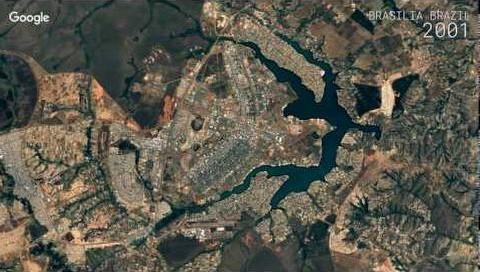 Dünyayı Nasıl Yok Ettiğimizi Google Earth'te İzleyin