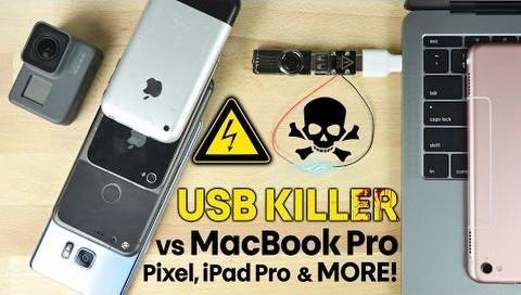 USB Killer bir kez daha göründü