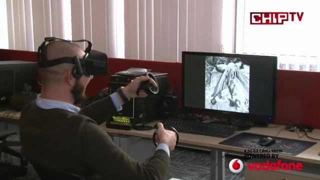 Bu hafta Oculus Rift ile dağa tırmandık!