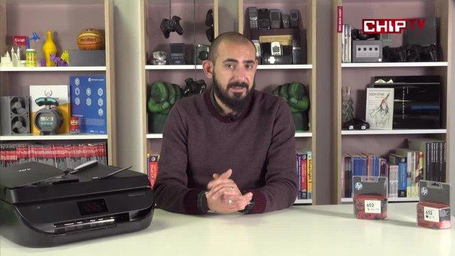 HP DeskJet Ink Advantage 5275 Video İnceleme