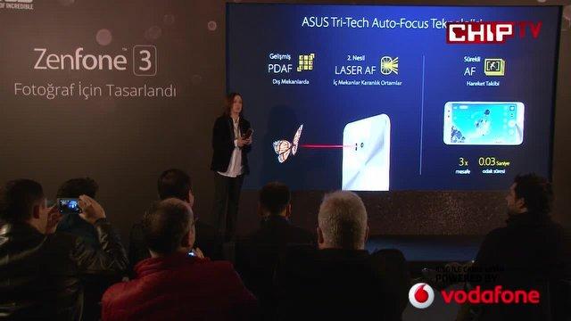 ZenFone 3 Ailesi Tanıtıldı