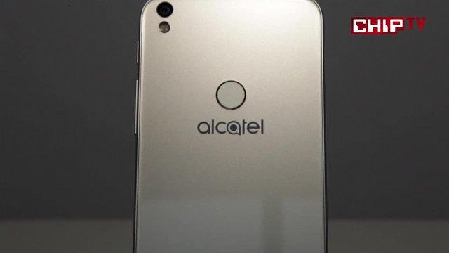 Alcatel SHINE Lite Video İnceleme