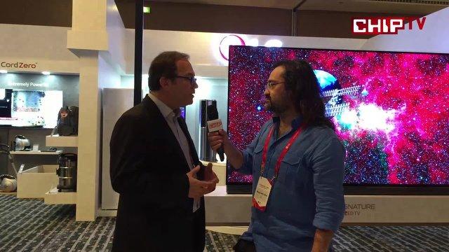 LG, 2017 Yılının En Yeni Ürünlerini Tanıttı