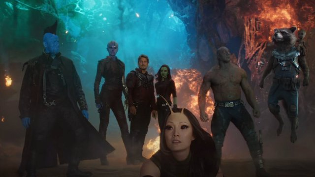 Guardians of Galaxy 2 Trailer