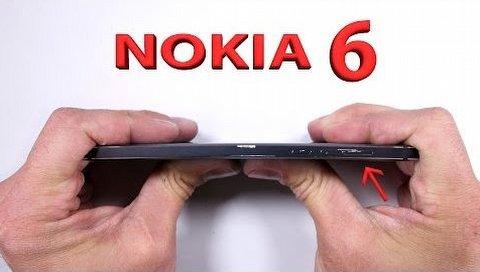 Nokia 6'ya İşkence Testi ve Sonuçları!
