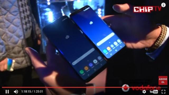 Samsung Galaxy S8 lansmanından canlı aktarıyoruz!
