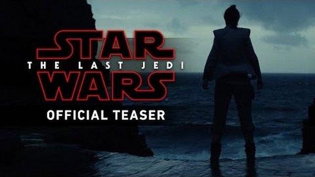 Star Wars: Son Jedi İlk Teaser Fragmanı yayınlandı