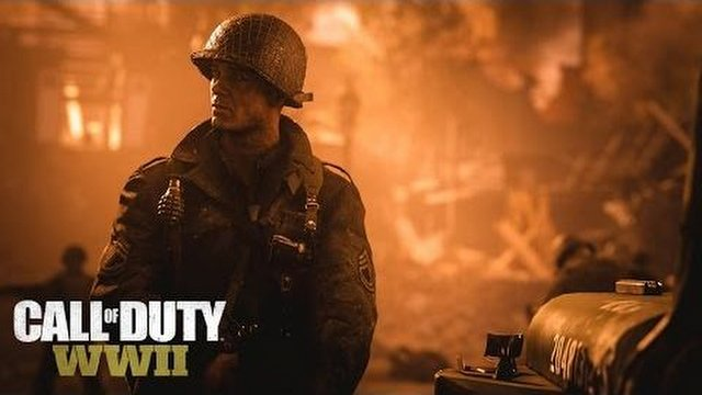Call of Duty: WWII, Yeni Videoyla Ortaya Çıktı!