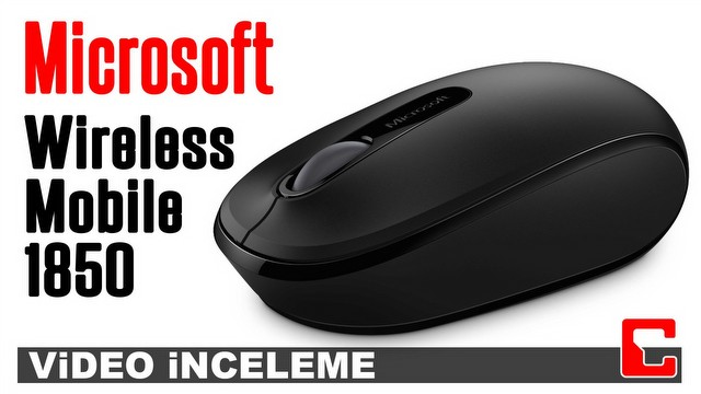 Microsoft Wireless Mobile 1850 Video İnceleme