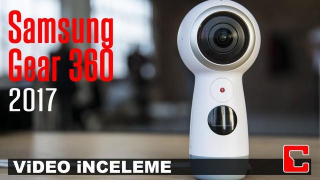 Samsung Gear 360 (2017) Video İnceleme