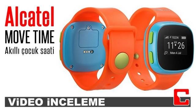 Alcatel Move Time Video İnceleme