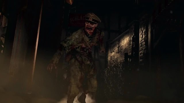 Call of Duty WWII'nin Nazi Zombi Modu Ortaya Çıktı