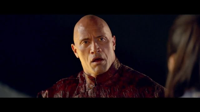 Dwayne Johnson ve Apple, Siri Reklam Filmi Çekti