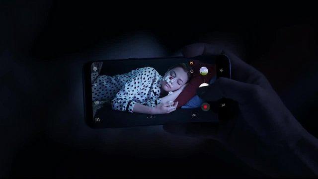 Galaxy S8: Düşük Işıkta Çekim