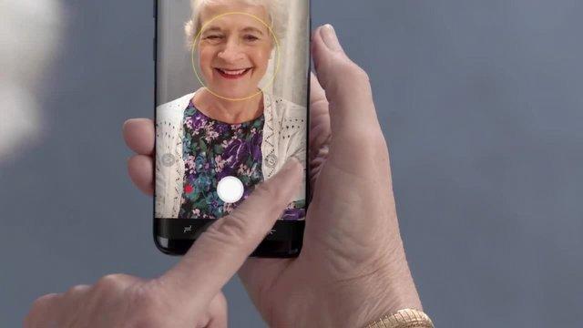 Galaxy S8: Kamera Sticker'ları