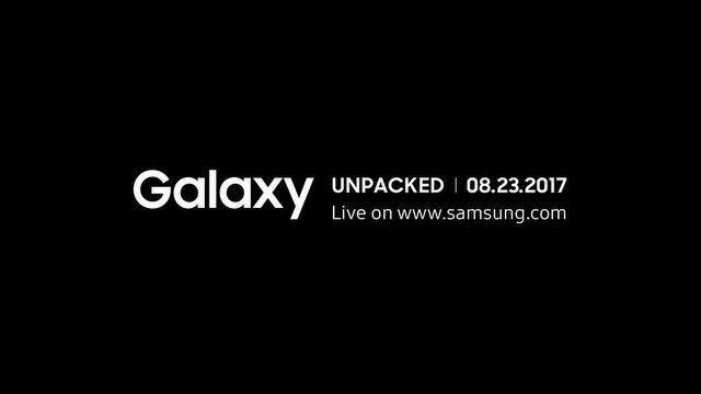 Samsung'dan Galaxy Note 8 Videosu!