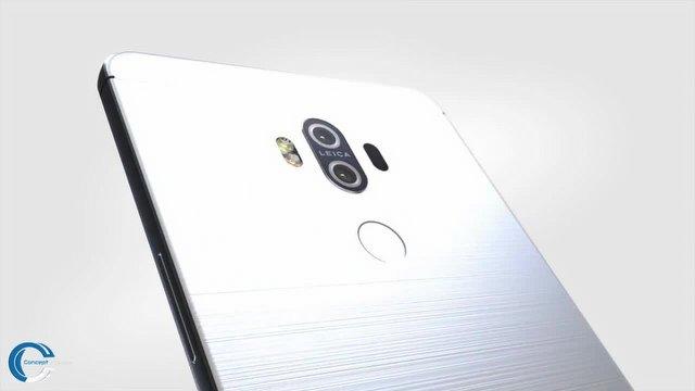 İşte Huawei Mate 10 Videosu. Telefon İddialı Geliyor!