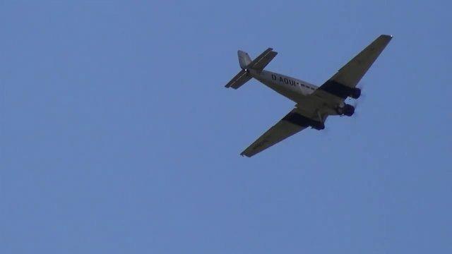 Uzaktan kumandalı uçağın hazin sonu...