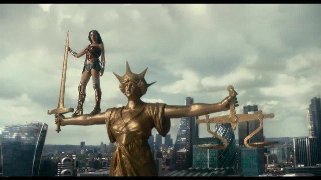 Justice League - Heroes Trailer