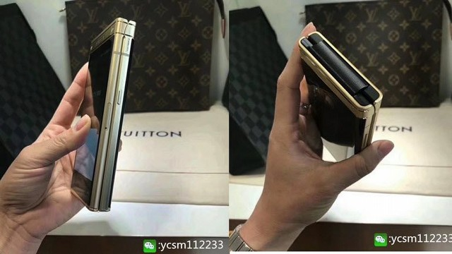 Samsung SM-W2018'i İncelediler!