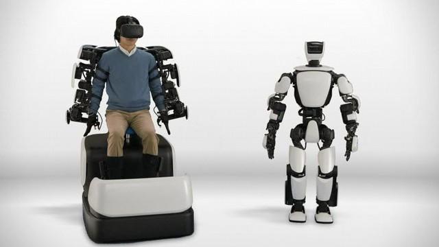 Toyota'nın Yeni İnsansı Robotu Şaşırtıyor!