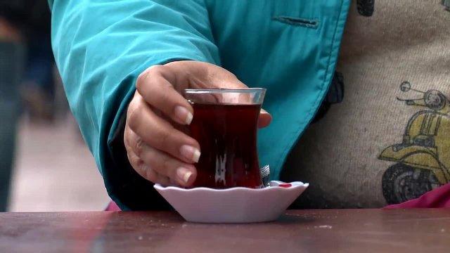 Simit, Çay ve Döner TAMBU Klavyede