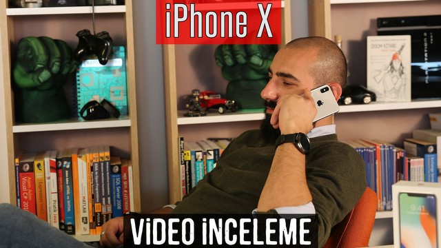 Apple iPhone X Vİdeo İnceleme