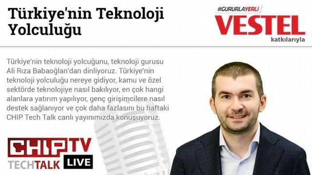 Türkiye'nin Teknoloji Yolculuğu mercek altında