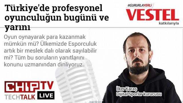Türkiye'de profesyonel oyunculuğun bugünü ve yarını!