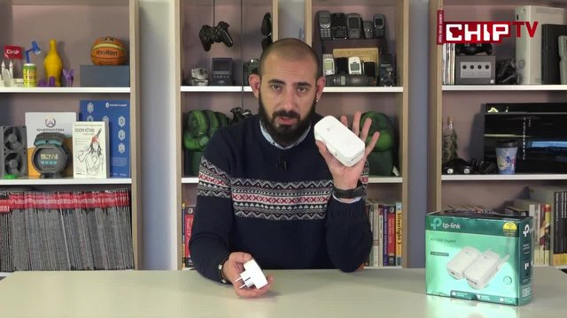 TP-Link TL-WPA8630 KIT Video İnceleme