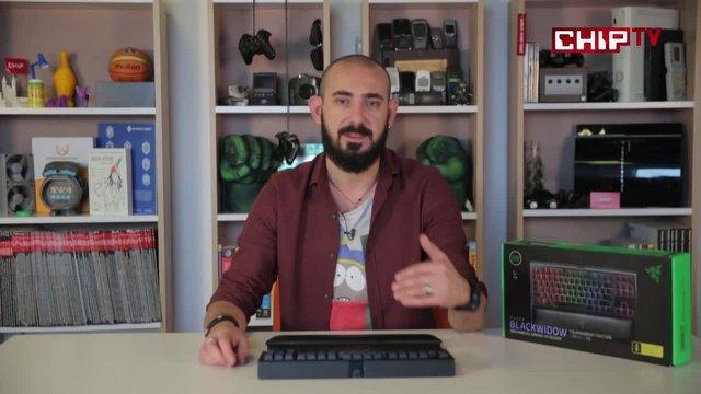 Razer BlackWidow TE Chroma V2 Video İnceleme