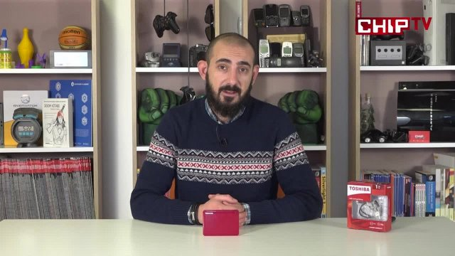 Toshiba Canvio Connect II Video İnceleme