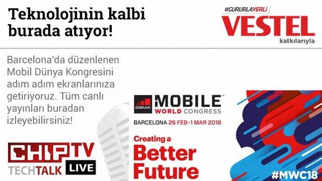 Mobil Dünya Kongresi 2018'i değerlendirdik