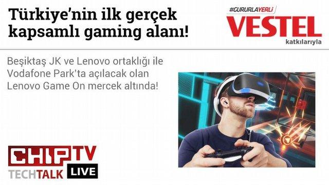 Lenovo Gameon mercek altında!