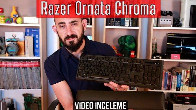 Razer Ornata Chroma Video İnceleme