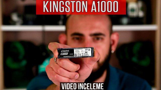 Kingston A1000 M.2 NVMe SSD Video İnceleme