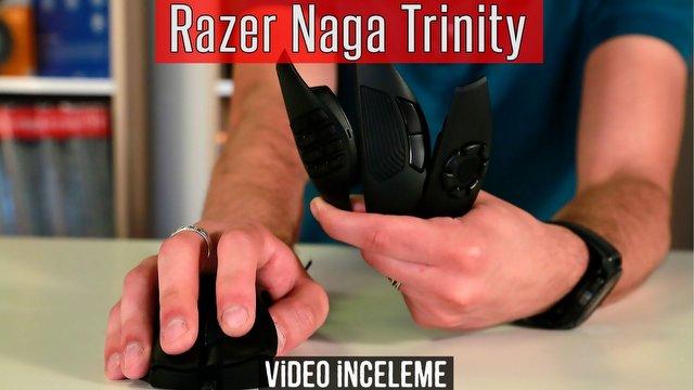 Razer Naga Trinity Video İnceleme