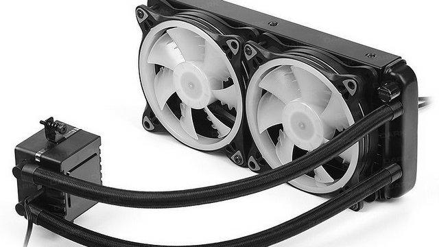 Dark AquaForce W242R Water Cooling Video İnceleme